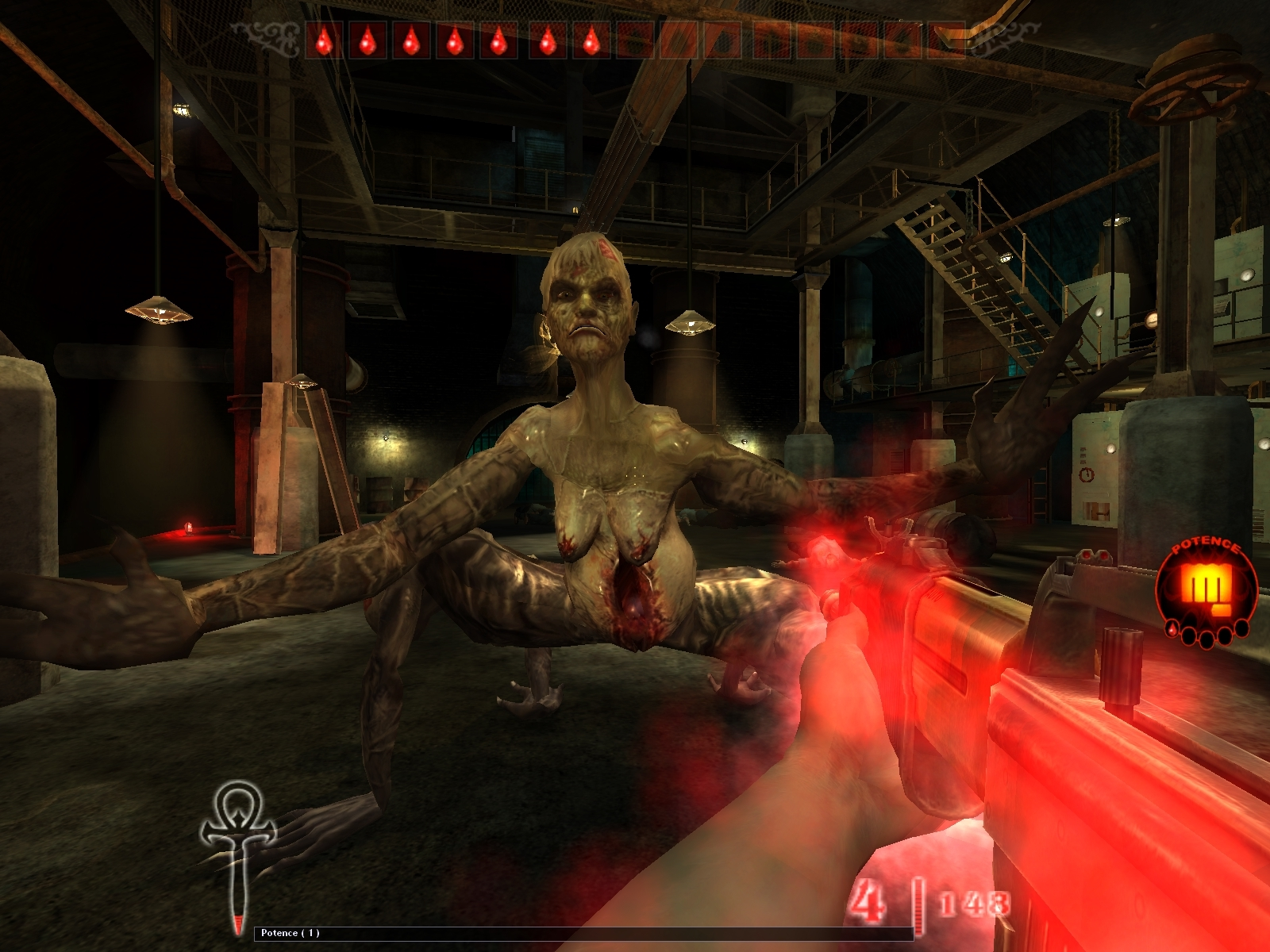 Vampire the masquerade bloodlines nude mode naked clips