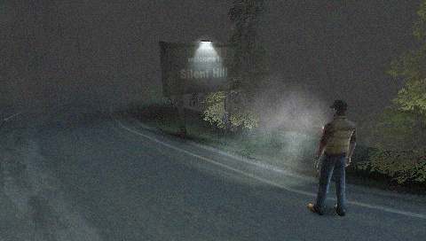 [PSP] Silent Hill: Origins [2007, Action / 3D / 3rd Person]
