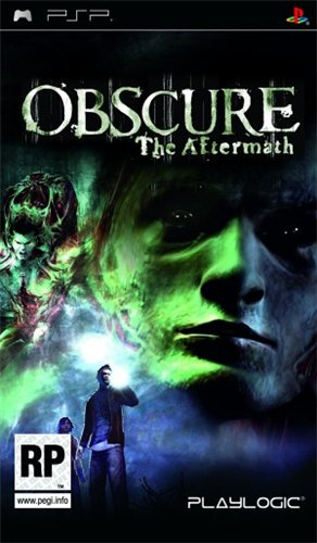 PSP Obscure: The Aftermath 2009, словно птица,  Action