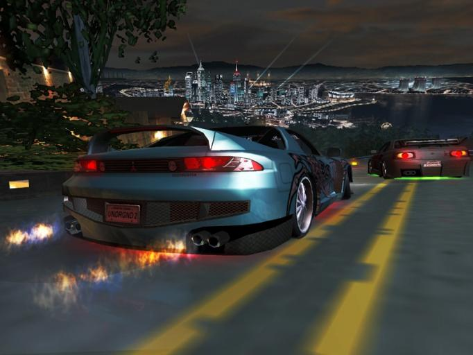 Need For Speed Underground II Crack file Full Version
