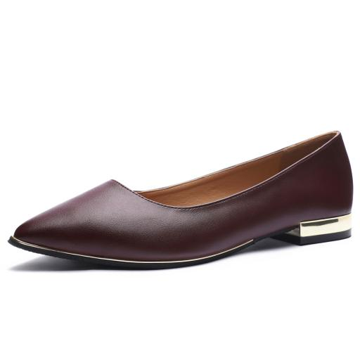 Pointed Women s Shoes Flats Comfort fashion  3  jpg