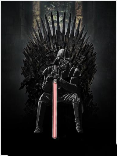 film Star Wars Game of Thrones Darth Vader 6231 1 jpeg