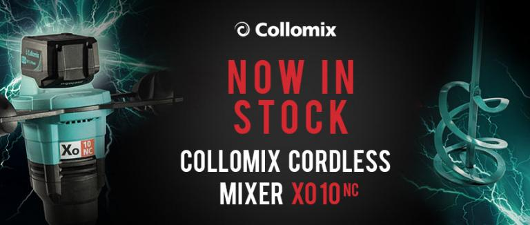 Collomix drill artwork now in stock jpg