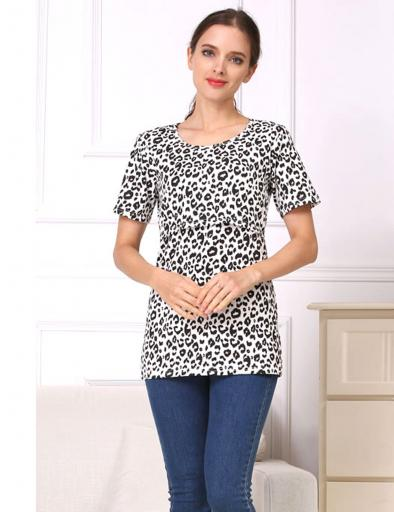 Maternity Shirt Maternity Tops blue6 jpg