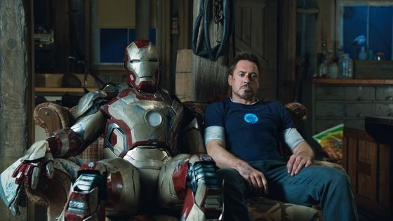 ironman3 tony and costume jpg