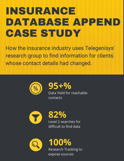 Insurance Database Append png