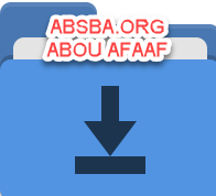 folder blue download icon for absbayay abou afaaf png