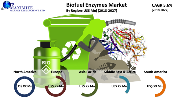 Biofuel Enzymes Market  png