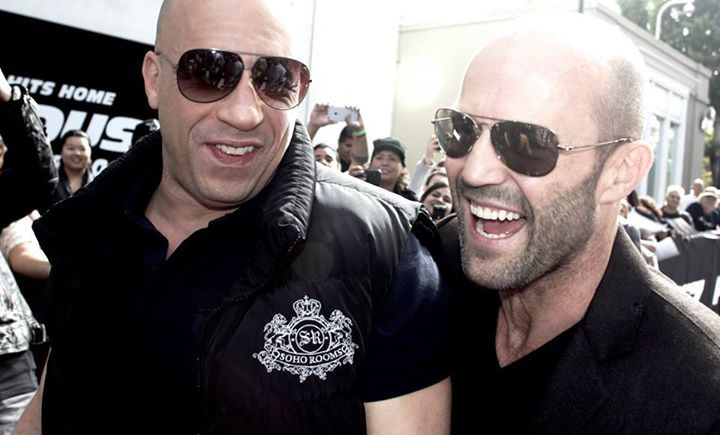 Vin Diesel Hottest Photos 4 Jason Statham jpg