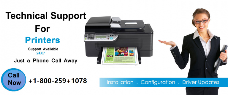 HP Printer Support Phone Number png
