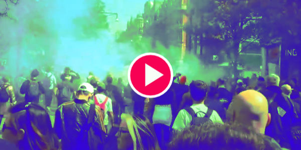 #EndTheLockdown Protests Erupt In the UK and Canada – People have had enough…