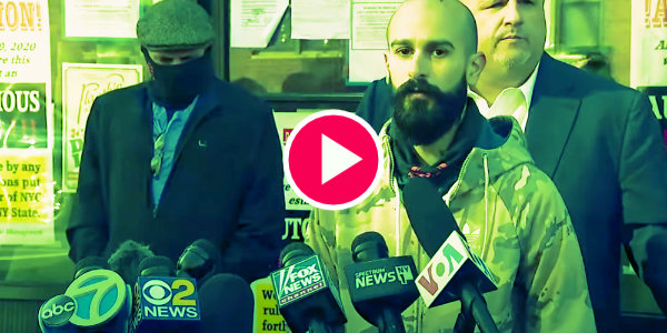 Staten Island pub owner who defied Cuomo's lockdown orders holds press conference…