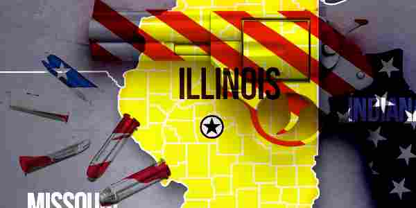 The state of Illinois is sued for refusing residents their Second Amendment rights. Makes ID card mandatory but won't issue them in timely manner…