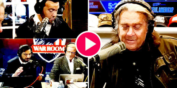 Watch Bannon War Room – Ep 631, 632, 633…