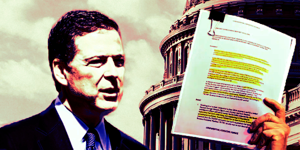 Obstruction boomerang: FBI knew DOJ was preparing to fire Comey long before Trump ordered it…