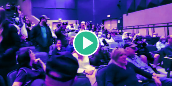 """""""RESIGN! RESIGN! RESIGN!"""": Angry Residents of Windham, NH, Confront City Leaders That Selected Corrupt Company To Work On Election Audit Process…"""