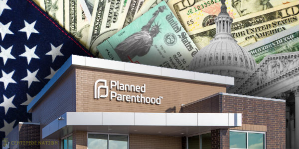 Planned Parenthood of Orange and San Bernardino Counties' who have a history of association with fetal harvesting scandals received a $7.5 million stimulus loan…