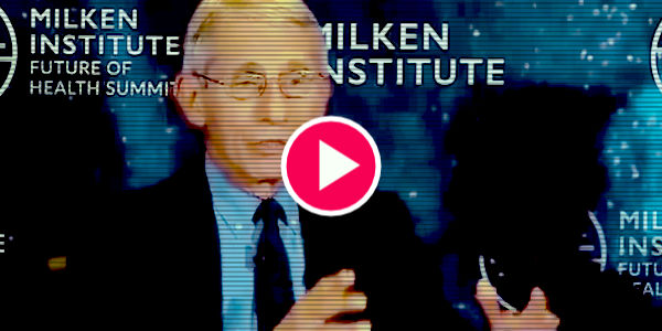 """2019 Video Emerges of Fauci and HHS Plotting To Stage Massive Health Scare Using """"New Virus""""…"""