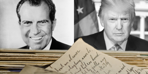 Dear Donald, Dear Mr. President: Trump/Nixon Letters Revealed for the first time in an exhibit at the Richard Nixon Presidential Library & Museum…