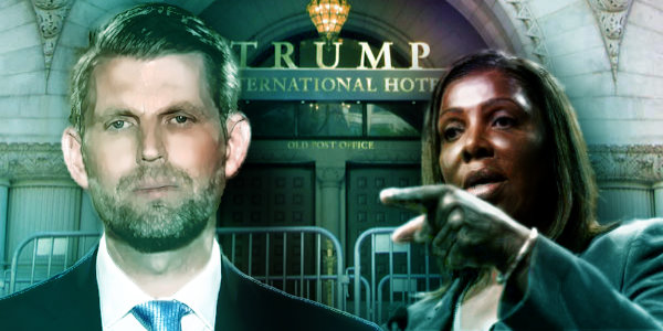 Judge Rules That Eric Trump Must Testify In NY Probe Before Election…