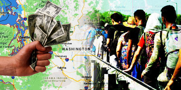 Washington State Creates $40 Million Fund for Illegal Immigrants who can't access federal stimulus programs because of their immigration status…