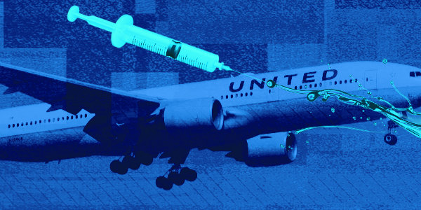 United Airlines CEO: 'We're prepared' for passenger vaccine mandate if Biden says so…