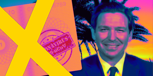 It's official, DeSantis issues executive order banning vaccine passports…