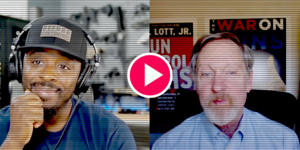 Colion Noir With John Lott Discuss How Often People Really Use Guns In Self-Defense…