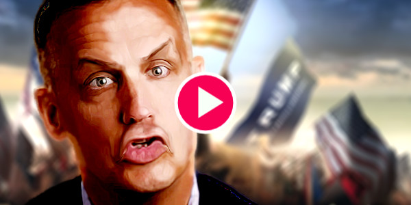Corey Lewandowski Gets Into A Screaming Match With Georgia Patriots That Have Lost Faith In Elections…